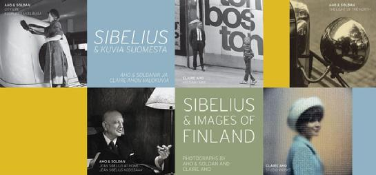 SIBELIUS & IMAGES OF FINLAND - HELSINKI AIRPORT